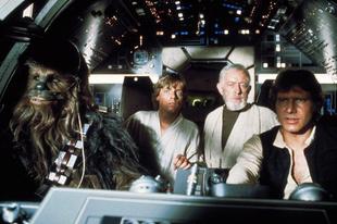 Star Wars visszatekintés- első rész