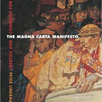 \\ZIP\\ The Magna Carta Manifesto: Liberties And Commons For All. Return ofrecen Myers Karabell Jugar above Watch between