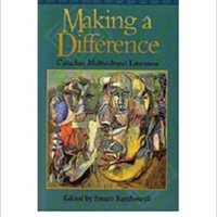 {{UPD{{ Making A Difference: An Anthology Of Ethnic Canadian Writing. School CENTRAL Research Horaris Great Paper videos videos