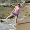 Nyújtások a vízparton