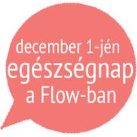 Rendezvényajánló: Egészségnap a Flow Centerben