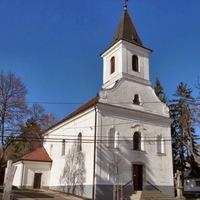 Pilisszentkereszt - Templom