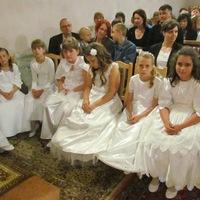 2014 - Első szentáldozás