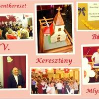 IV. Keresztény Bál - 2017 - Pilisszentkereszt