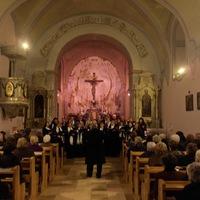 A Nyitrai Emerám Katedrális Kórus koncertje templomunkban
