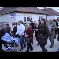 Feltámadási körmenet - 2015 - Pilisszentkereszt
