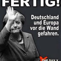 Kész! Elvitte a falig Németországot és Európát.