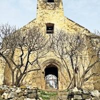 Kirándultunk: a Szent Balázs-hegyi templom-rom