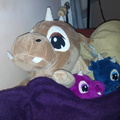 three imagionary dragons