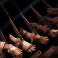 Mozgásba lendülő réz szárnyak
