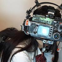 Cyberpunk maszkok