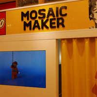 Igazolványkép LEGO-ból