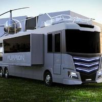 Furrion Elysium RV, guruló luxus