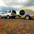 Mink Camper, a kompakt mini lakókocsi