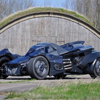 VEZETHETŐ BATMOBILE A GUMBALL 3000-RE