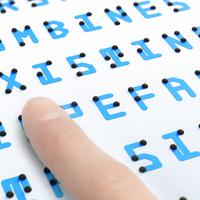 Braille betűtípus