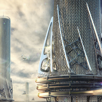 Pillars of FLUX a jövő kikötője