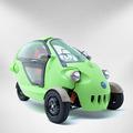 Sam, elragadó elektromos jármű városi közlekedéshez