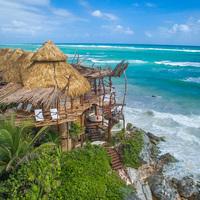 Azulik, a maja öko-hotel