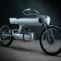L-Concept, retro-futurisztikus motorkerékpár
