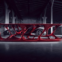 Rex Axon, 3D nyomtatott konferencia asztal