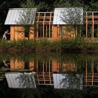 Átalakítható kerti ház