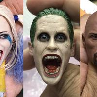 Ultra-realisztikus popkultúra figurák