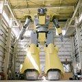 Hogyan épült a világ legnagyobb robotja?