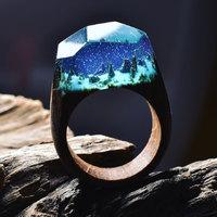 Secret Wood, miniatűr világok gyűrűkben