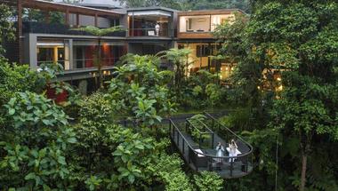 MASHPI LODGE, egyedülálló szálláshely Ecuadorban