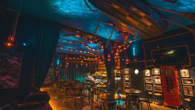 The Abyss Pub, mitikus víz alatti világ