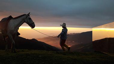 Natura Futura, kilátás Ecuadorra