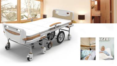 Hibrid kórházi ágy
