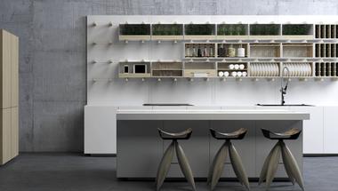 SOUL Kitchen, az átalakítható konyha