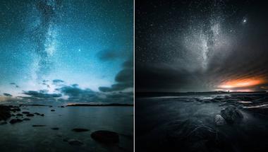 Csillagfényes finn éjszakák
