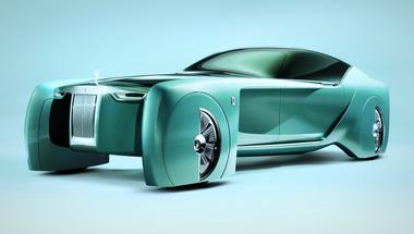 Rolls-Royce szerint a jövő
