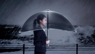 Kevin Lee esernyő koncepciója