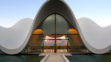 Lebegő kápolna
