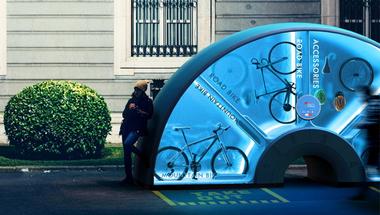 Orbike, egy különleges városi kerékpárkölcsönző