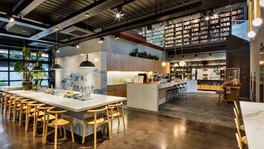 Cooking Library, a kulináris művészetek Mekkája