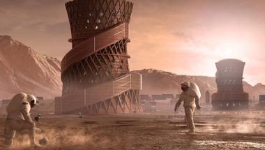3D-nyomtatott bázisok a NASA jövőbeli expedícióhoz