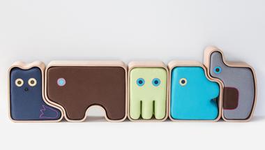 Játékos, moduláris gyerekbútorok