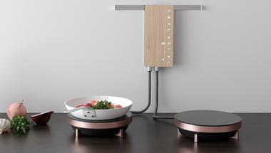 Ordine, modern főzőlapok kis konyhákba