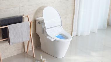 Érintésmentes WC ülőke