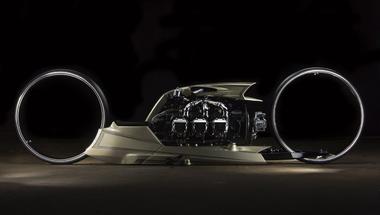 TMC Dumont, különleges motorkerékpár koncepció
