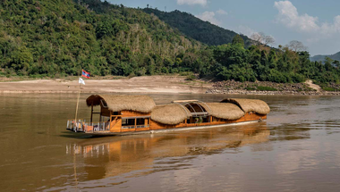 Mekong Kingdoms, egyedülálló hajóutak a Mekong folyón
