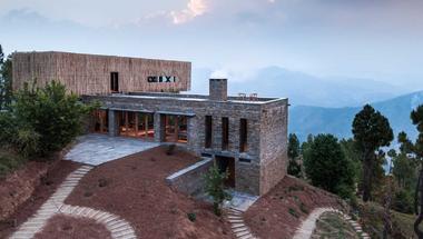 Letisztult és fenntartható szállás a Himalája lábánál
