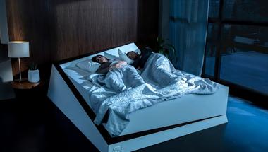 A Ford megalkotta az intelligens sávtartó ágyat