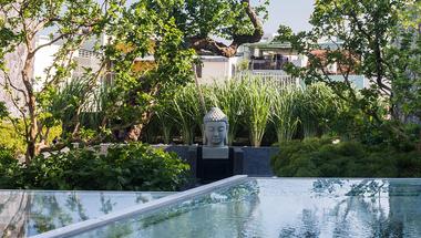"""""""204 house"""", tetőkertek Vietnamban"""