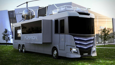 Furrion Elysium RV, guruló luxus